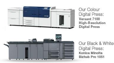 Digital Printing   BA Printing & Publishing   Northern Beaches, Sydney
